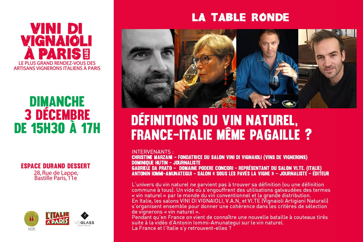 Table ronde 2017